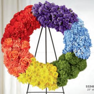 Wreath S5348s
