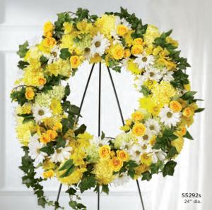 Wreath S5292s