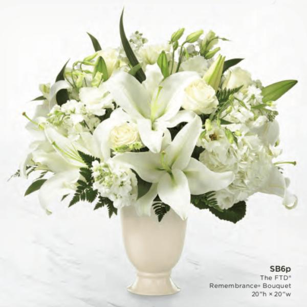 Bouquet SB6p