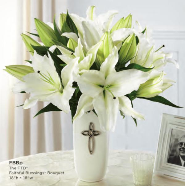 Faithfull Blessing Bouquet FBBp