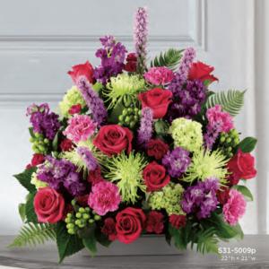 Bouquet S31-5009p