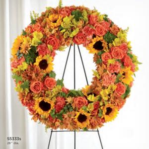 Wreath S5333s