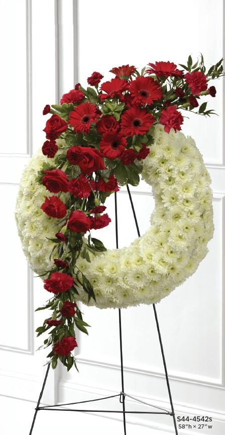 Wreath S44-4542s