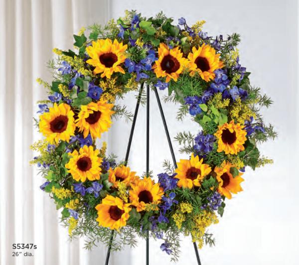 Wreath S45347s