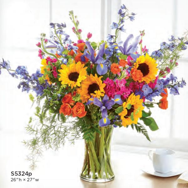 Bouquet S5324p